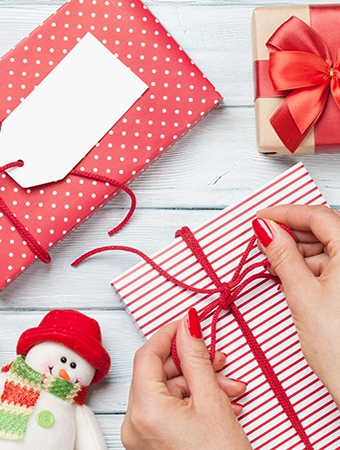 5 ideas originales para envolver regalos