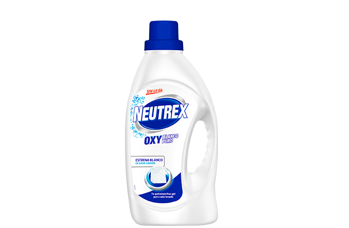 Neutrex Oxy Blanco Puro Gel Tu Casa Club